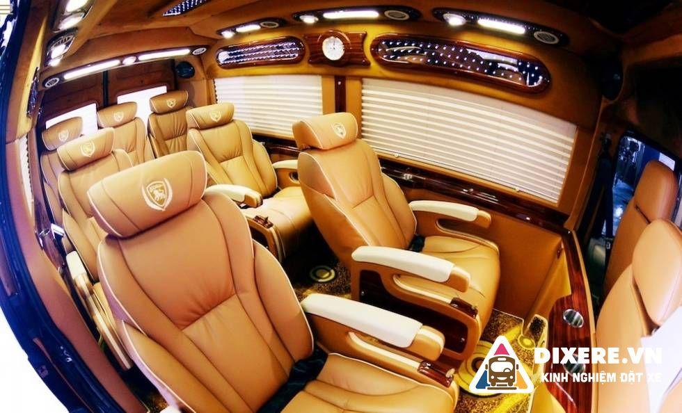 cho thuê xe limousine hồ chí minh