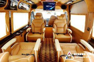 Đầy đủ thông tin bạn nên biết về xe limousine Quang Hạnh
