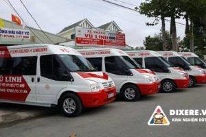 Đánh giá toàn diện về nhà xe limousine Vũ Linh
