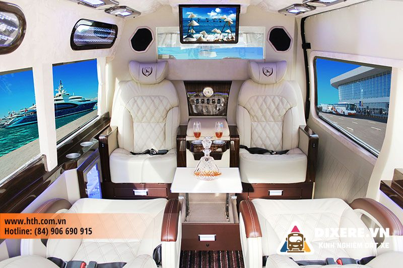 xe 7 chỗ limousine