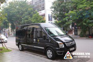 Cho thuê xe limousine hải phòng uy tín, chất lượng tại Hà Nội