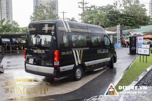 Mách bạn 2 địa chỉ thuê xe limousine 12 chỗ uy tín tại thành phố Hồ Chí Minh