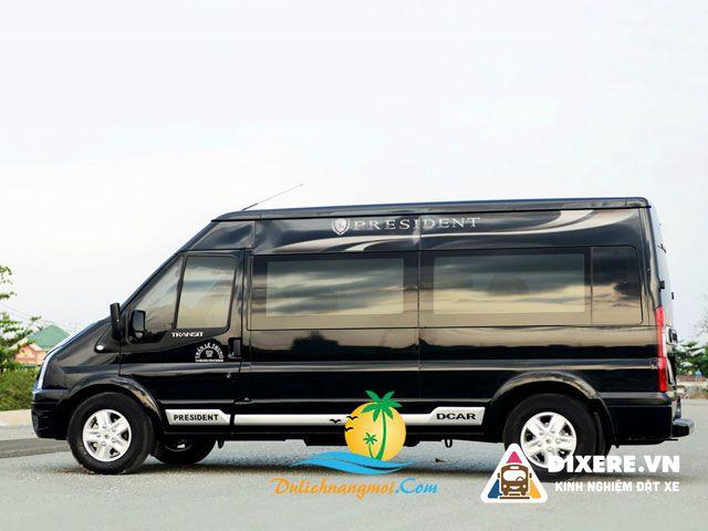 thuê xe limousine 9 chỗ đi vũng tàu