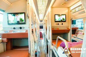 Xe limousine 34 chỗ Hiếu Hoa – An tâm trên mọi chặng đường