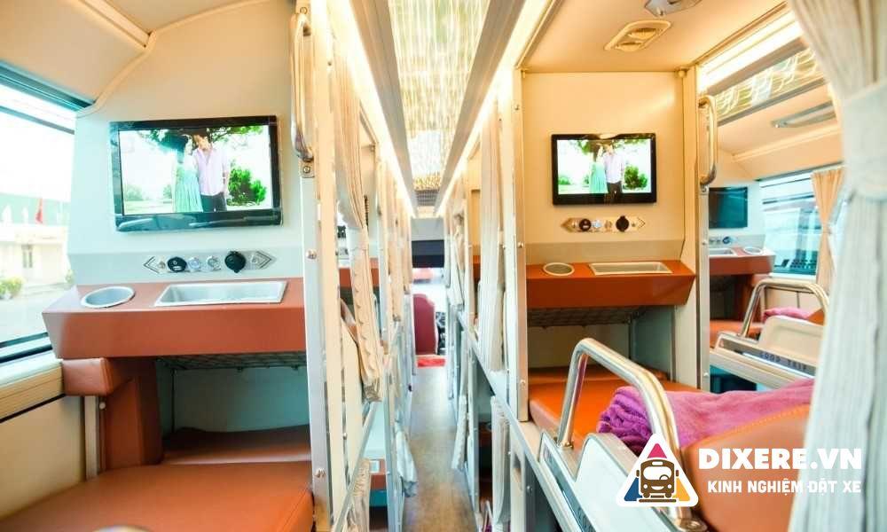 xe limousine 32 phòng