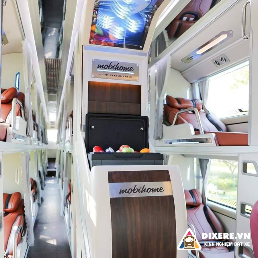 xe limousine 34 giường