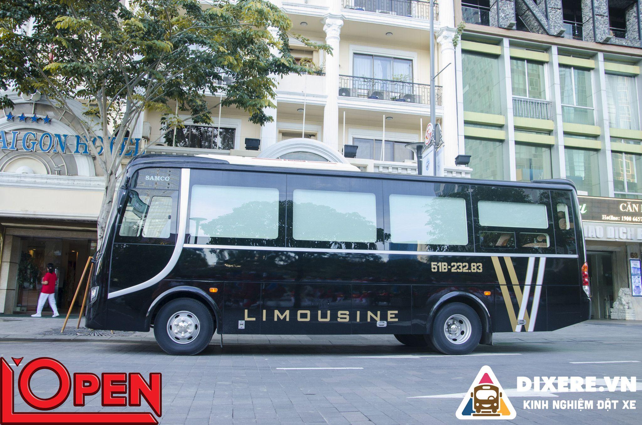 Thue Xe Limousine 17 Cho Lopen 7 09 03 2020