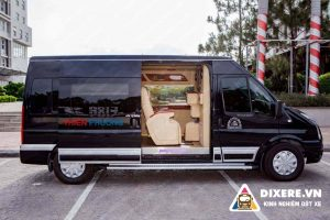 Top 3 địa chỉ thuê xe limousine 9 chỗ TPHCM tốt nhất