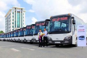 Nhà xe Tân Lập Thành, Sài Gòn đi Tiền Giang với 60k/vé