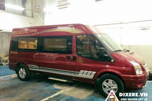 Xe limousine Hà Nội Cao Bằng – Top 7 nhà xe Limousine tốt nhất