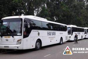 Các chuyến xe từ bến xe Giáp Bát Vĩnh Phúc bạn nên lựa chọn