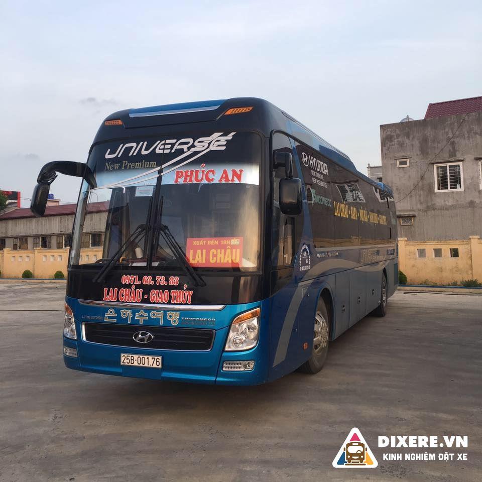 xe limousine Quảng Ninh Sapa