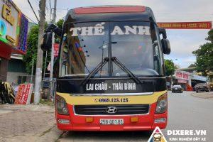 Xe Limousine Thái Bình Sapa – Top 3 nhà xe uy tín, chất lượng