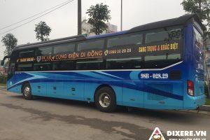 Xe limousine Bắc Giang Sapa Lào Cai – Xe tuyến chất lượng cao giá rẻ