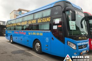 Xe limousine Lạng Sơn Sapa – Nhà xe Toàn Thắng