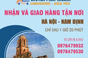 Xe Gửi Hàng Hà Nội Nam Định Uy Tín Chất Lượng