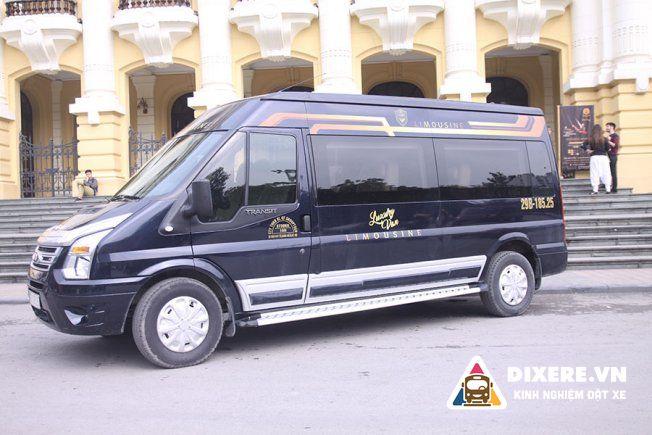 xe limousine hà nội lào cai