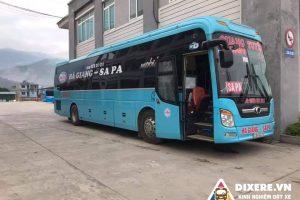 Tổng hợp xe Hà Giang đi Sapa uy tín, chất lượng nhất