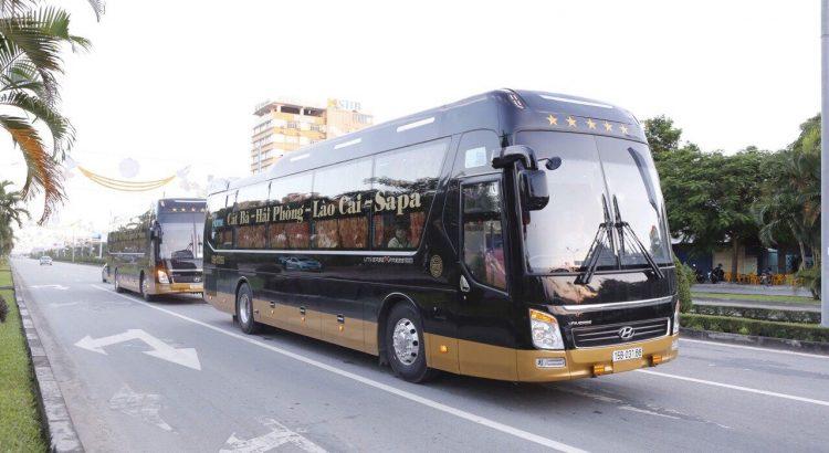 Xe limousine Ninh Bình đi Hạ Long