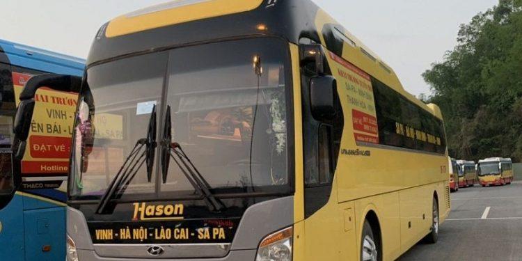 Top 3 xe khách chất lượng cao từ bến xe Mỹ Đình Nghệ An