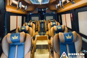 Xe Limousine Vip Hà Hải uy tín, chất lượng tuyến Hà Nội Thái Bình