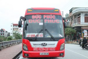 Top xe khách chất lượng từ bến xe Mỹ Đình về Bắc Ninh