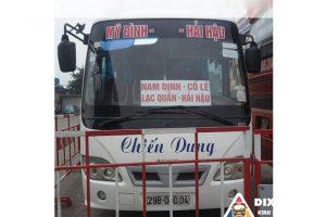Tổng hợp những xe khách đi từ bến xe Mỹ Đình Nam Định tốt nhất