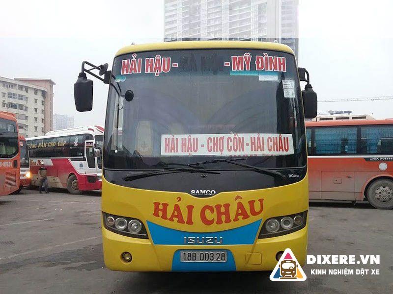 bến xe Mỹ Đình về Nam Định