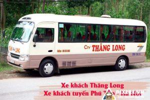Top 3 xe xuất bến xe Mỹ Đình đi Phú Thọ tốt nhất