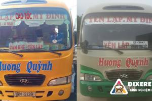 Tổng hợp các chuyến xe từ bến xe Mỹ Đình đi Yên Lập Phú Thọ