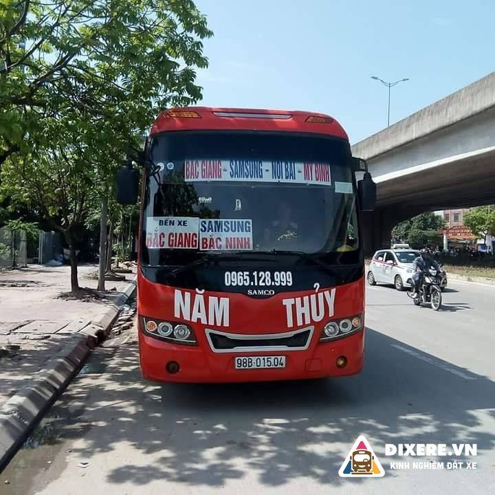 bến xe Mỹ Đình đi Bắc Giang