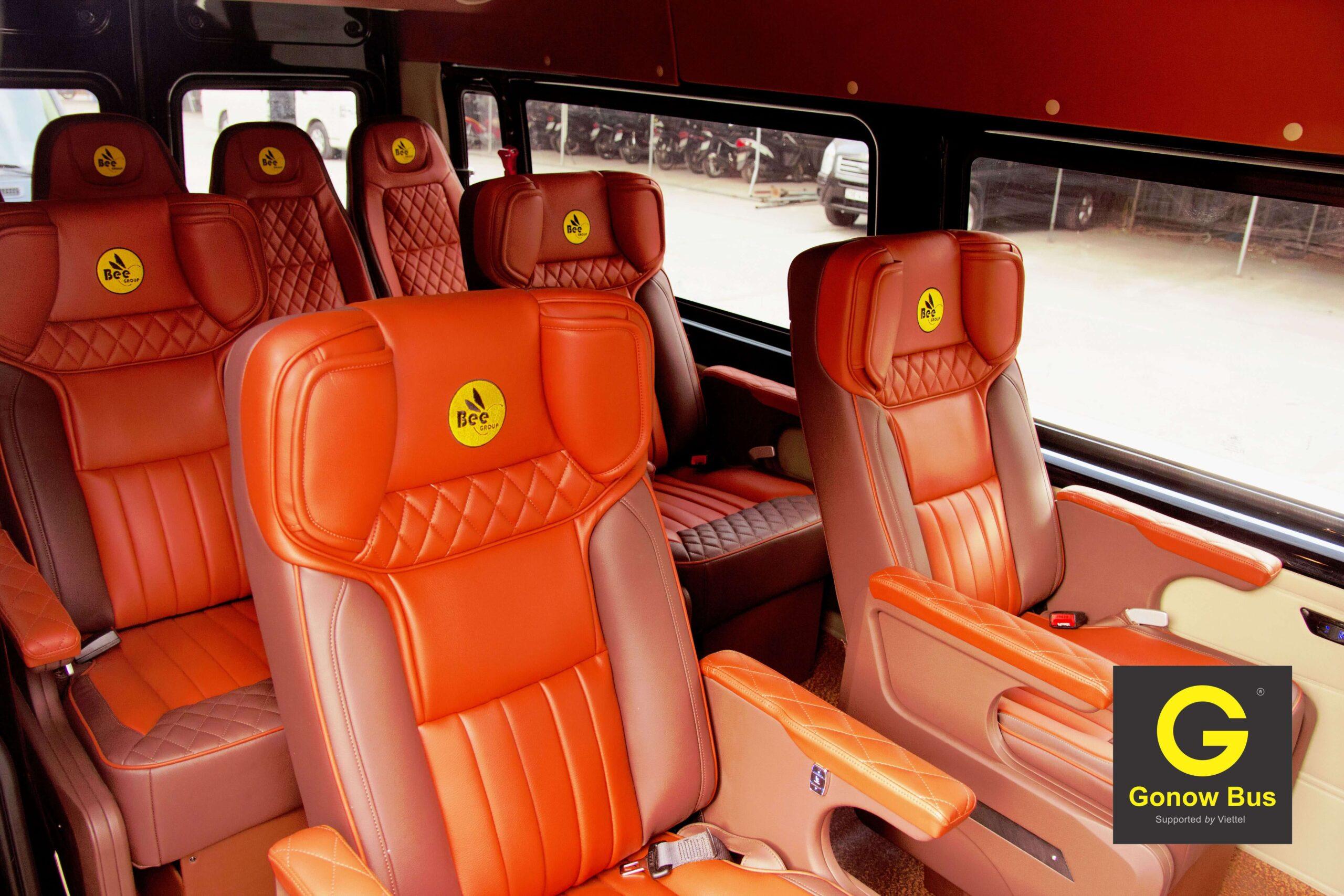 Gonow Bus 2