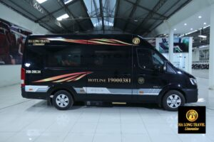 Nhà Xe Hạ Long Travel Limousine | Lái Xe An Toàn – Dịch Vụ Hoàn Hảo