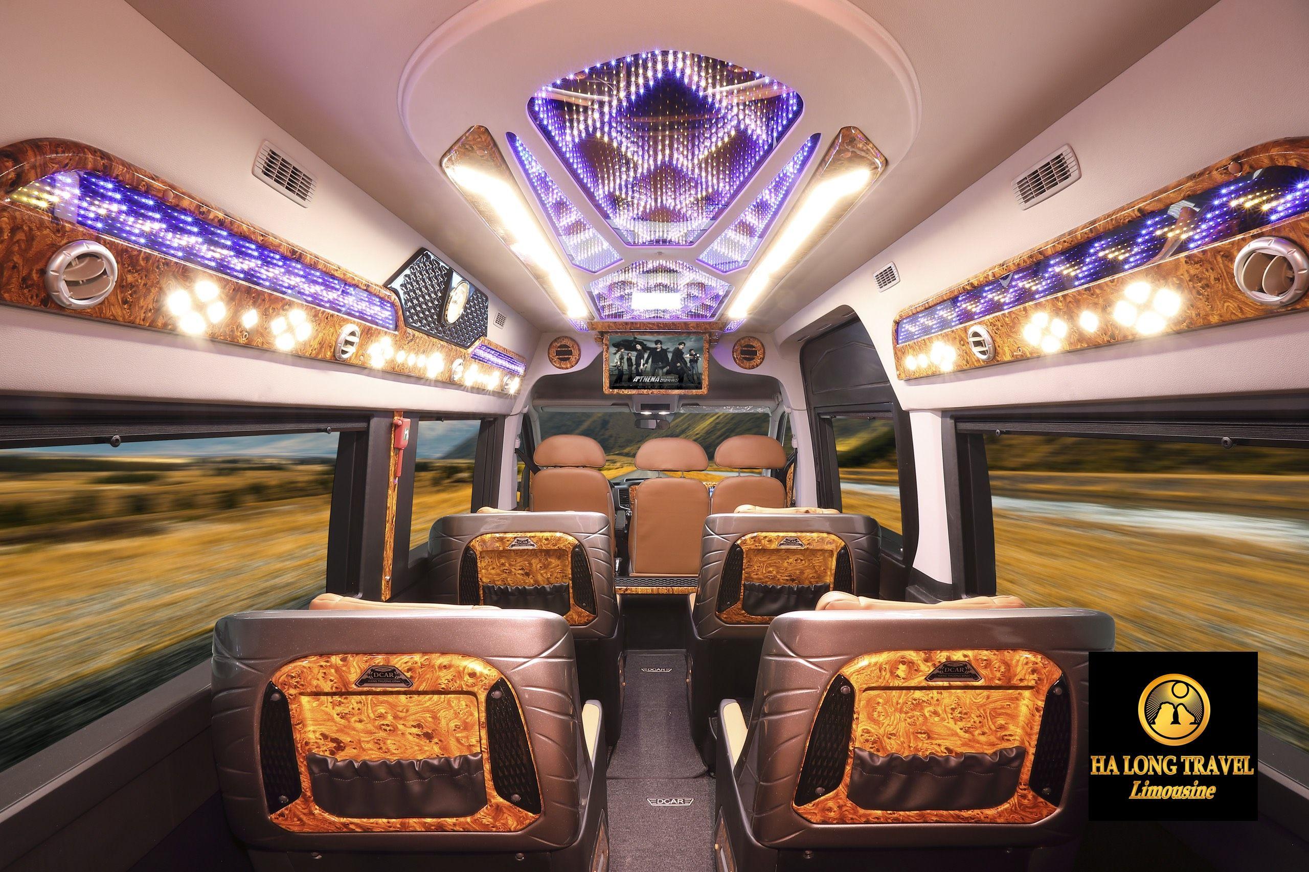 Hạ Long Travel Limousine
