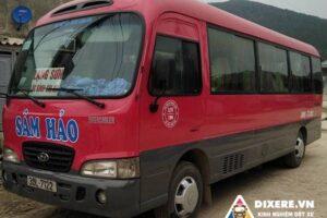 Tổng hợp các chuyến xe khách từ bến xe Giáp Bát đi Lạng Sơn