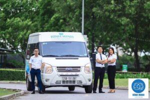 Nhà xe Bình Minh Limousine | Lái xe an toàn – Dịch vụ hoàn hảo
