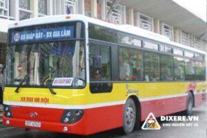 Đầy đủ thông tin chuyến đi từ bến xe Giáp Bát đến bệnh viện 108