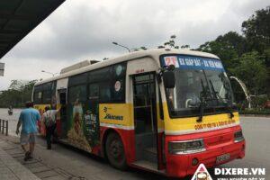Thông tin các tuyến xe bus từ bến xe giáp bát đi bến xe Yên Nghĩa