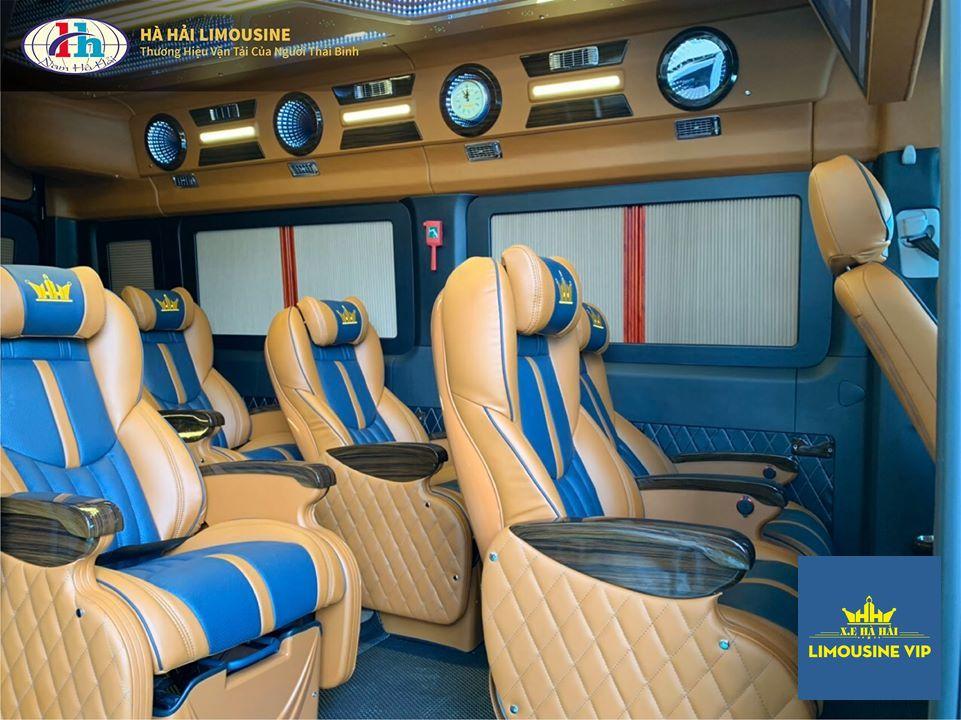 Hà Hải Limousine