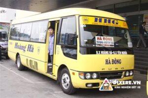 Bến xe Yên Nghĩa Thái Bình – Thông tin nhà xe Hoàng Hà