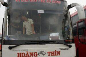 Tổng hợp các chuyến xe khách từ bến xe Giáp Bát đi Ninh Bình