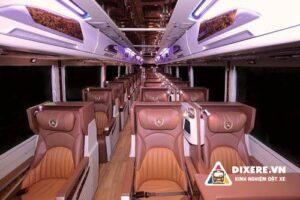 Thuê xe limousine 29 chỗ Hà Nội – Kinh nghiệm thuê xe