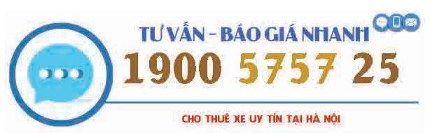Tu Van Bao Thue Xe 7 Cho Ha Noi