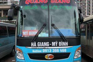 Tổng hợp những chuyến đi từ bến xe Mỹ Đình Hà Giang