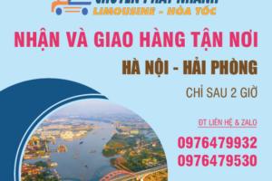 Gửi Hàng Xe Khách Hà Nội Hải Phòng Nhanh Chóng Thuận Tiện