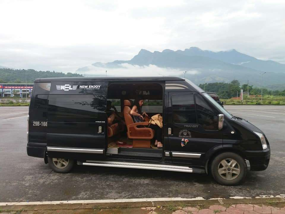New Enjoy Limousine 1