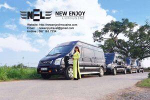 Nhà xe New Enjoy Limousine | Lái Xe An Toàn – Dịch Vụ Hoàn Hảo