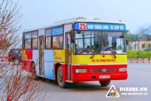 Thông tin về hành trình từ bến xe Giáp Bát đến bệnh viện mắt trung ương