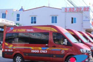 Nhà xe Hải Phòng Travel Limousine | Lái Xe An Toàn – Dịch Vụ Hoàn Hảo