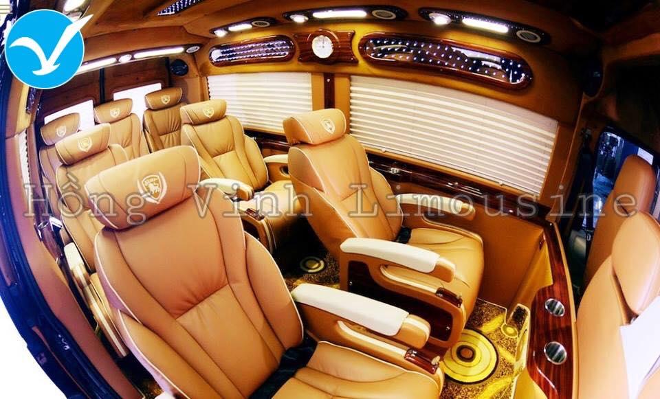 Hồng Vinh Limousine 1